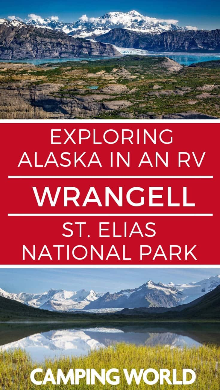 St. Elias National Park in an RV