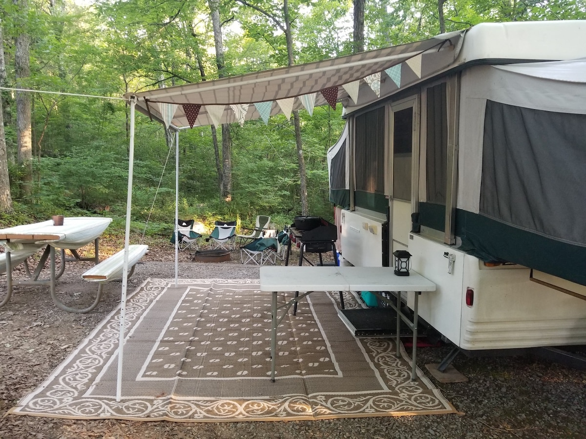 Why We RV: Larissa from The Popup Princess - Camping World
