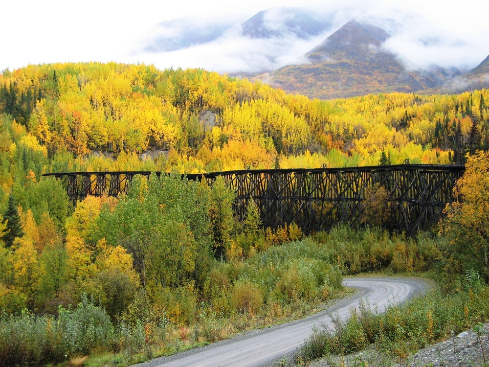 Photo Tripping America - Wrangell-St. Elias - Camping World