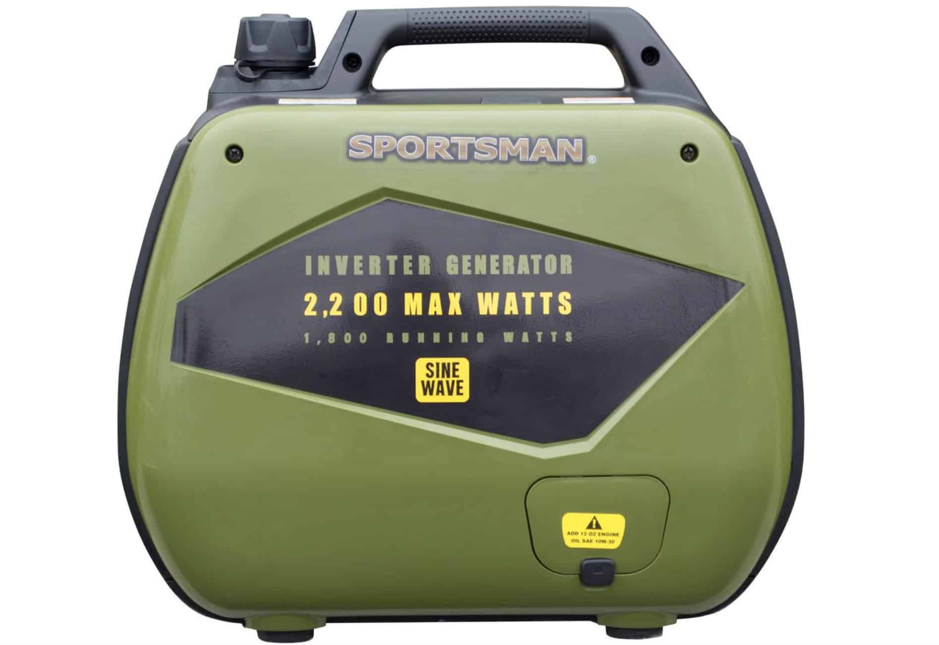 Sportsman 2200 Watt Dual Fuel inverter Generator