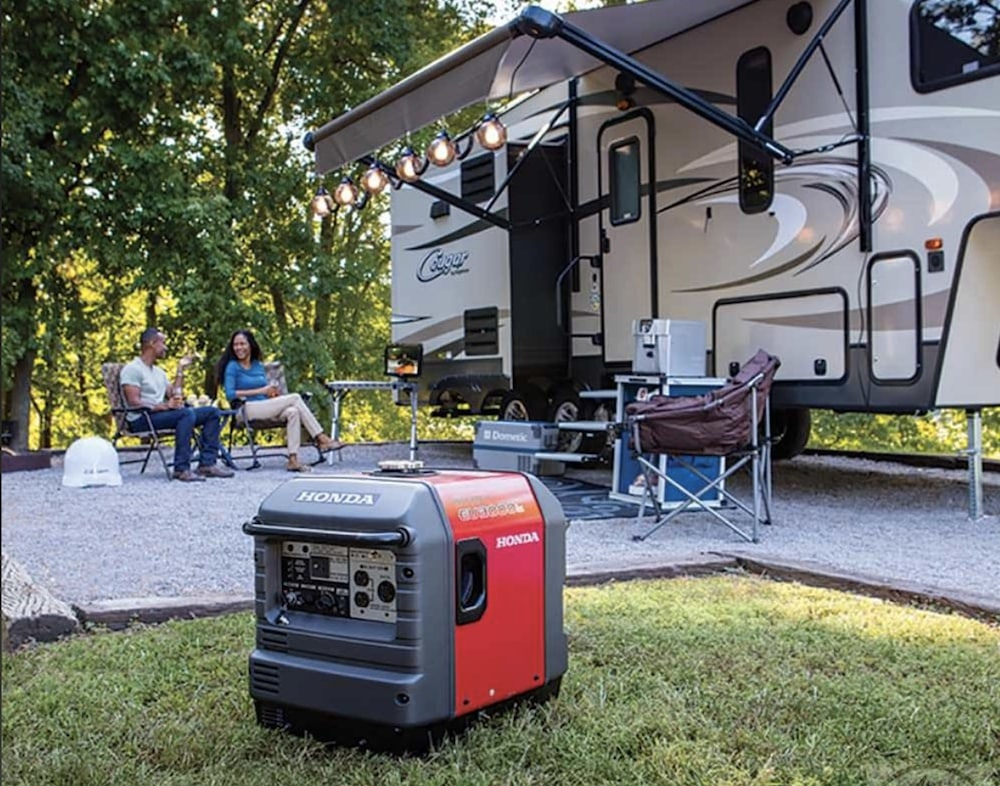 3 Awesome Portable Generators for Travel Trailers Camping World -