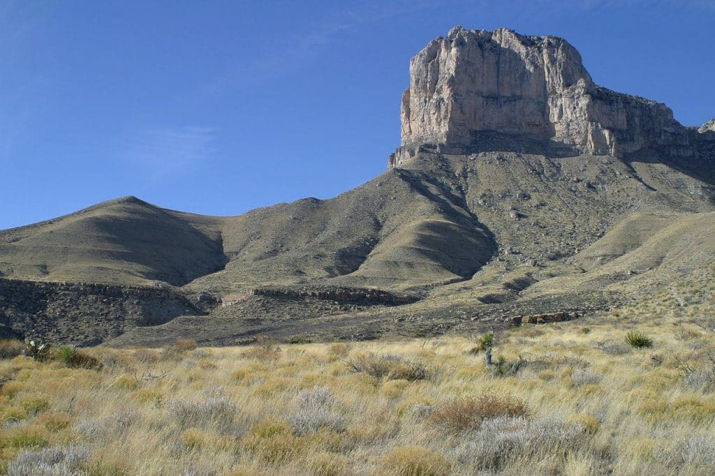 Photo Tripping America - Guadalupe Mountains - Camping World