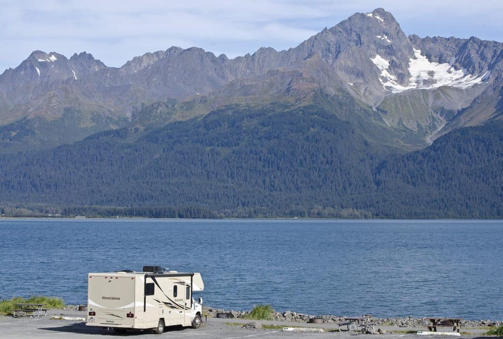 Photo Tripping America - Kenai Fjords - Camping World