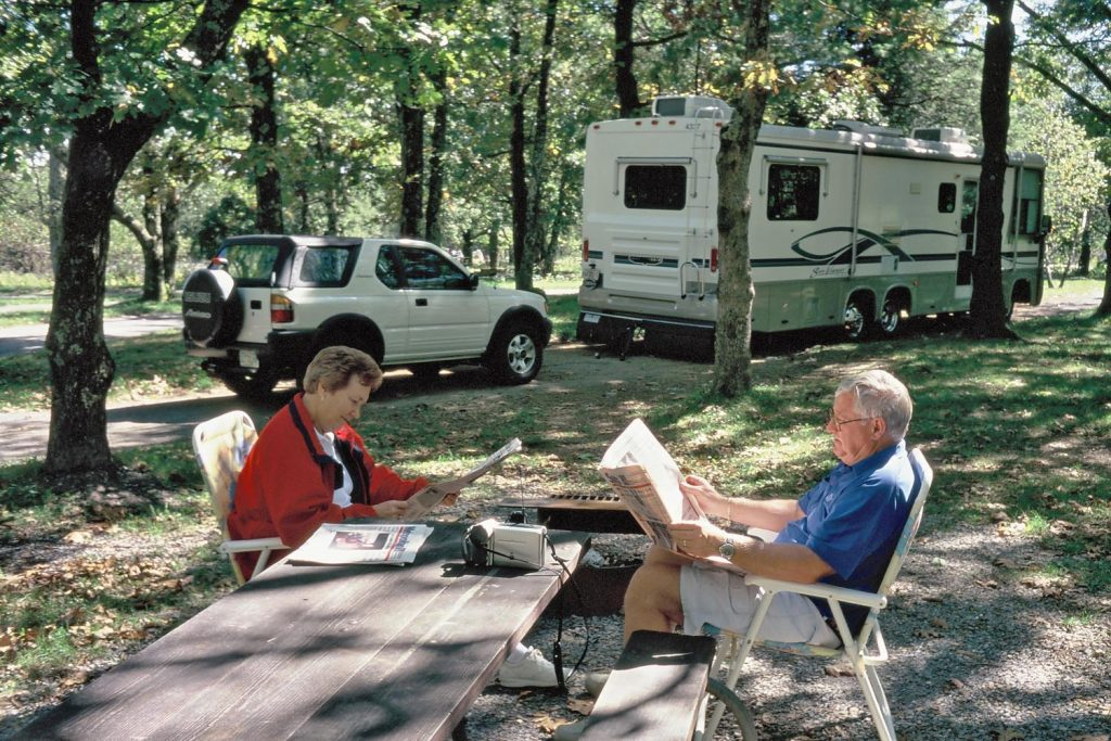 Photo Tripping America - Shenandoah - Camping World