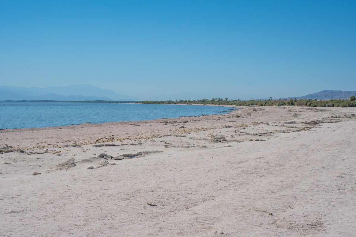 Salton Sea, southern California
