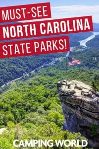 Must-see North Carolina state parks