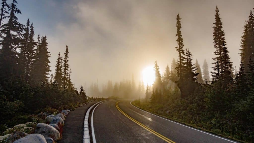 Photo Tripping America - Mount Rainier - Camping World