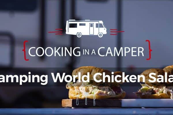 Camping World Chicken Salad