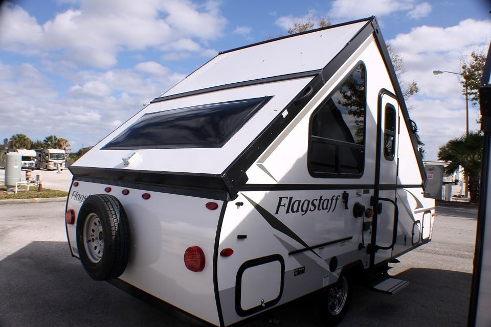 The Advantages of Hard Sided Pop Up Campers - Camping World