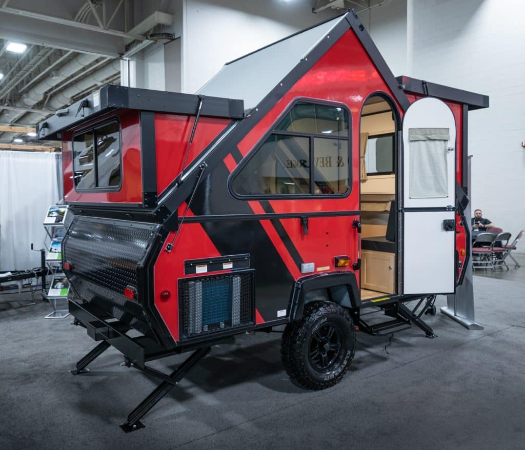 Some RV manufacturers, like A-Liner, will offer greater off-road capability through an off-road package option.