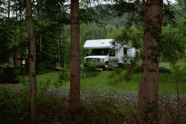 What is your idea of a perfect campground? A national park in the woods or an urban campground by the beach?
