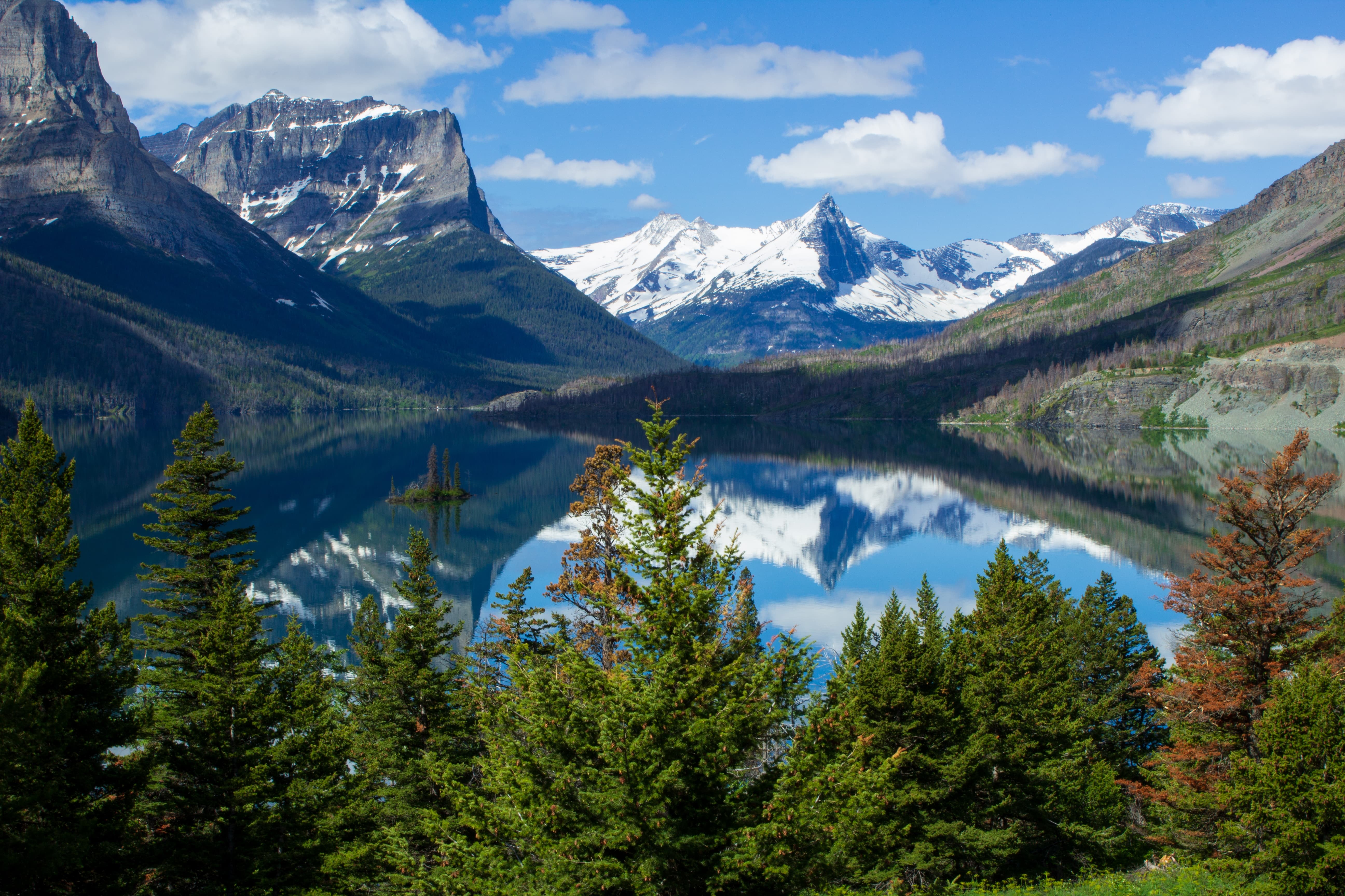 Camping World S Guide To Rving Glacier National Park Camping World