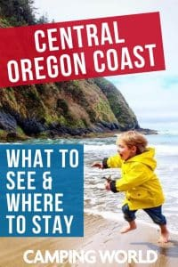 Central Oregon Coast - What to See and Where to Stay