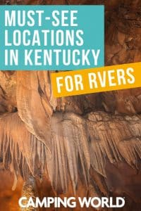 Must-See Locations in Kentucky for RVers