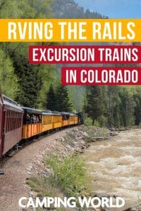 RVing the Rails – Excursion Trains in Colorado