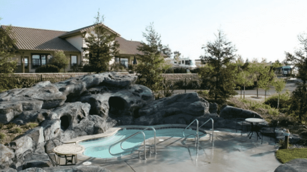 The Wine Country RV Resort in California