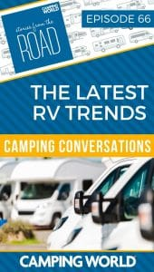 SftR 066 - Camping Conversations - RV Trends with Sam and Kelsey