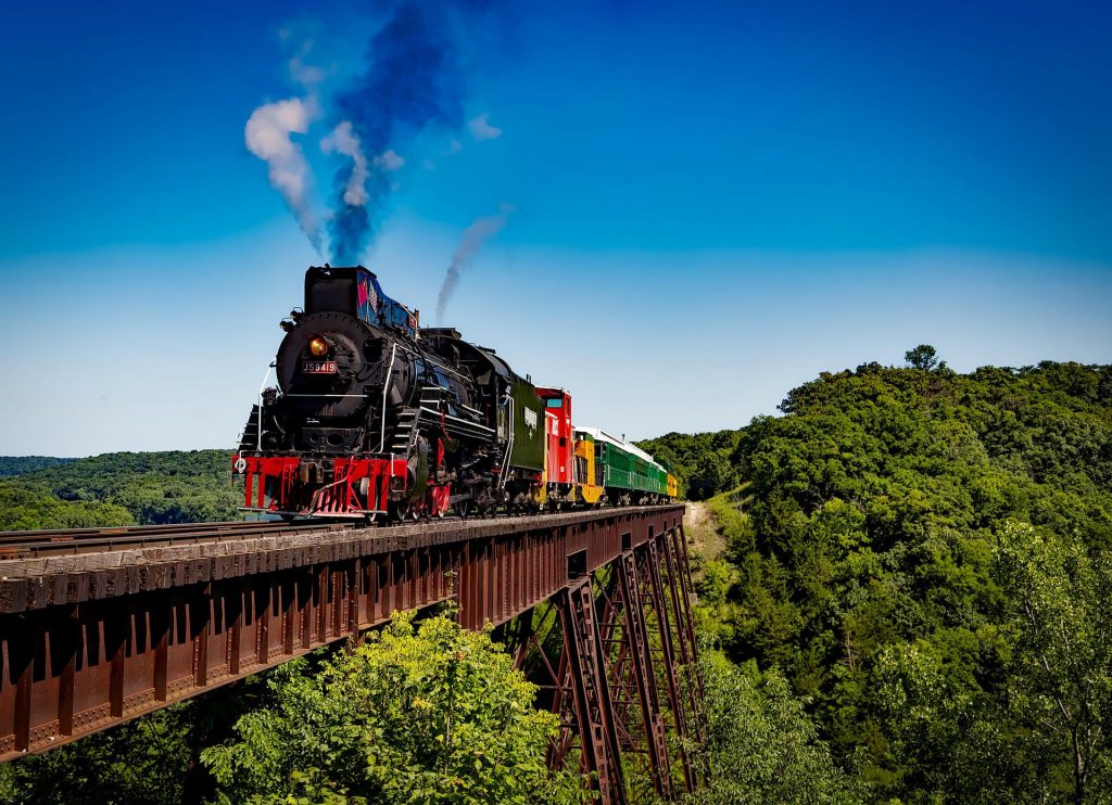 Excursion Trains in Michigan - Camping World