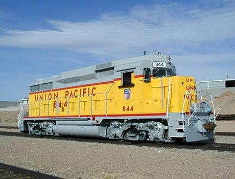 Nevada Southern Diesel Engine