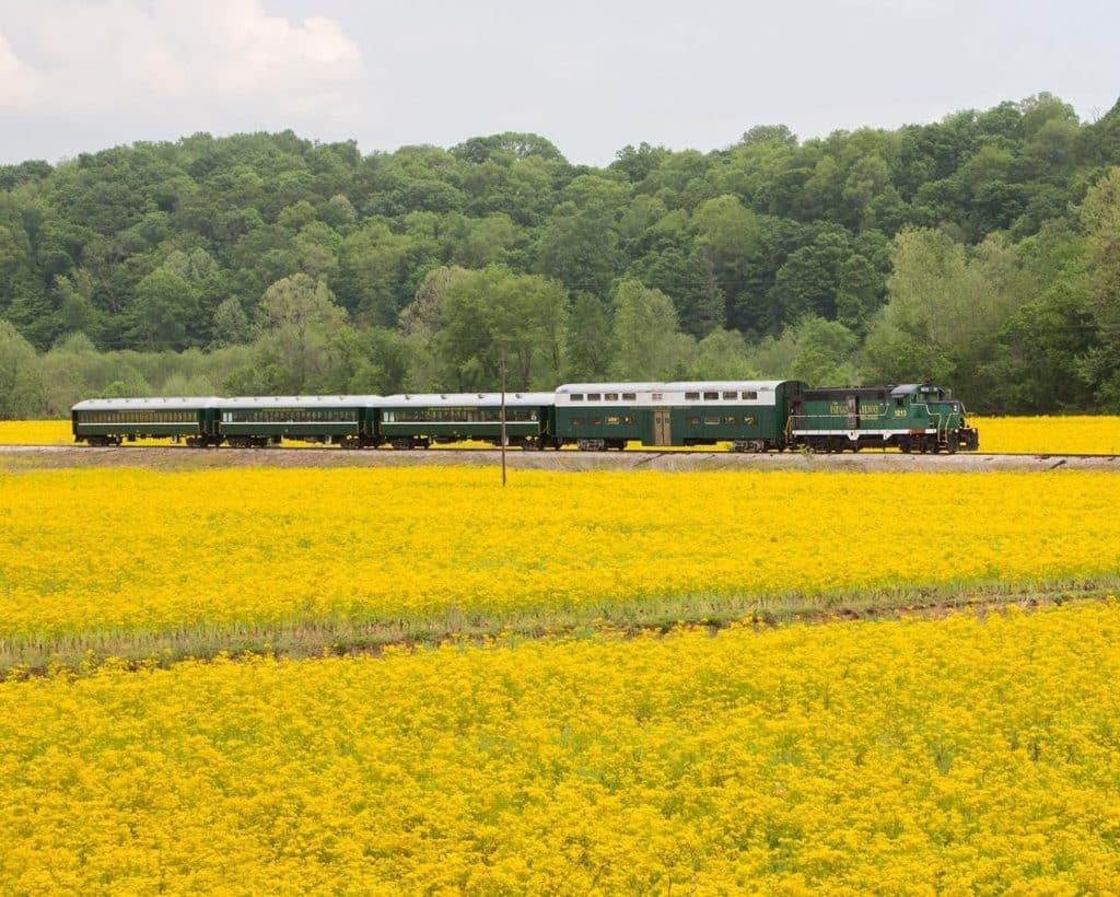 French Lick Scenic Railway