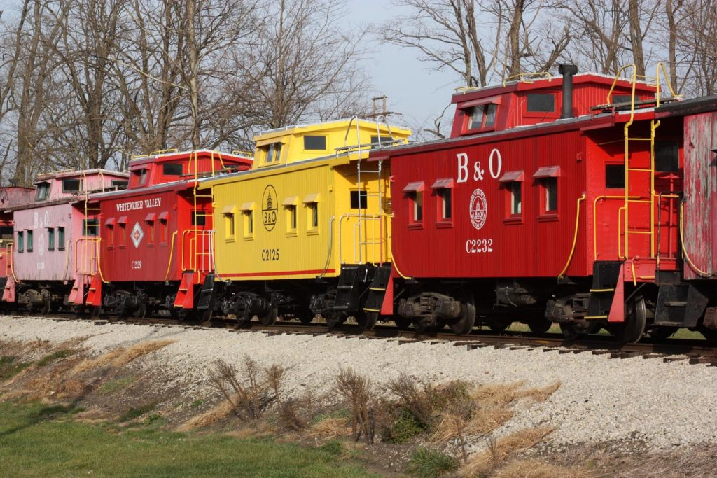 Whitewater Valley Caboose Train