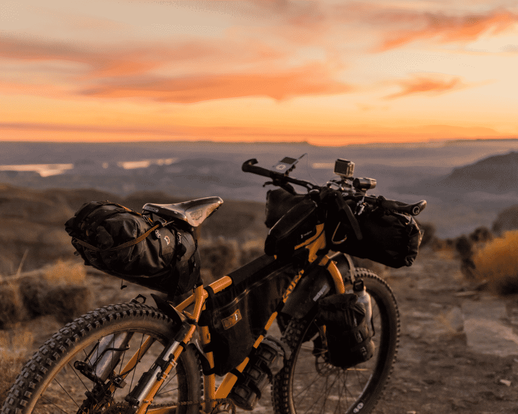Cycling at Shenandoah National Park