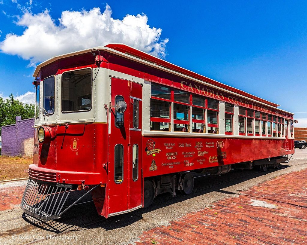 Heritage Express Trolley