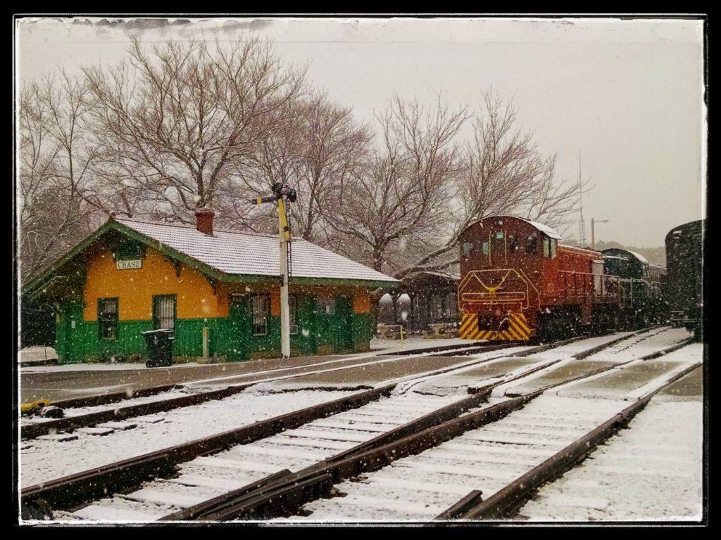 Excursion Trains in Alabama - North Alabama Railroad Museum Depot