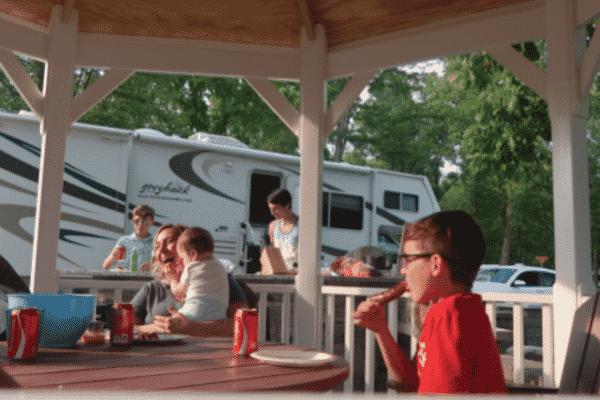 Choosing Your RV: Fifth Wheel vs  Travel Trailer Camping World