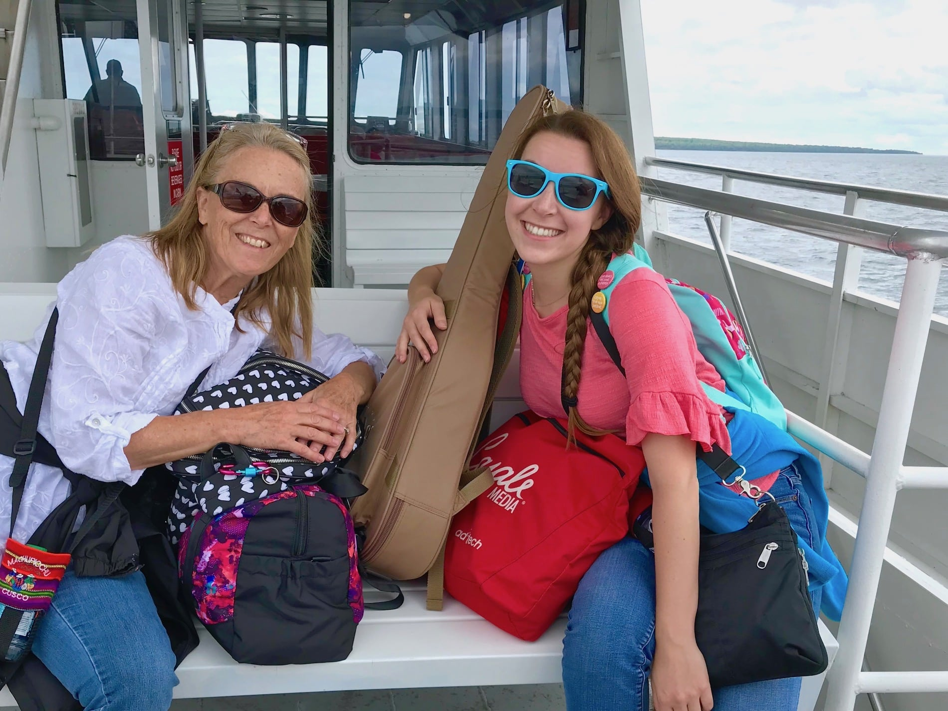 SftR 073 - An Epic Mother-Daughter Road Trip to Remember