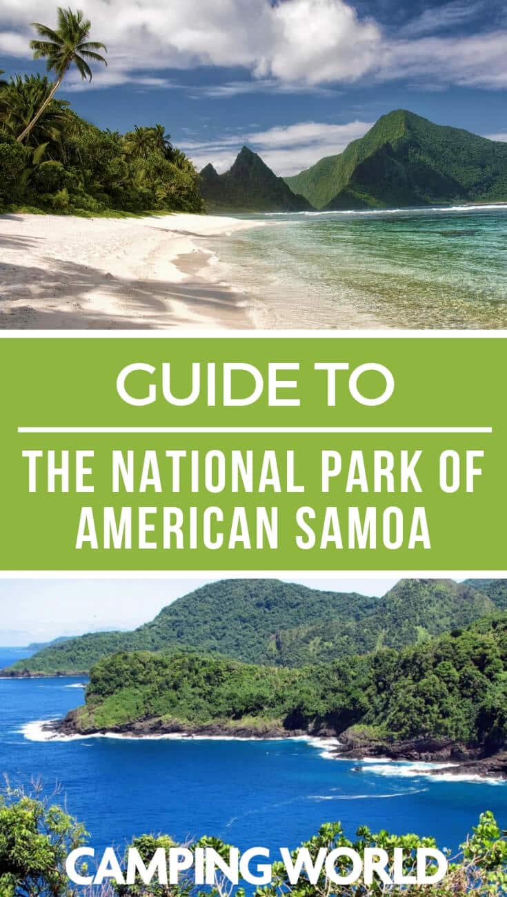 Camping World's guide to the national park of american samoa