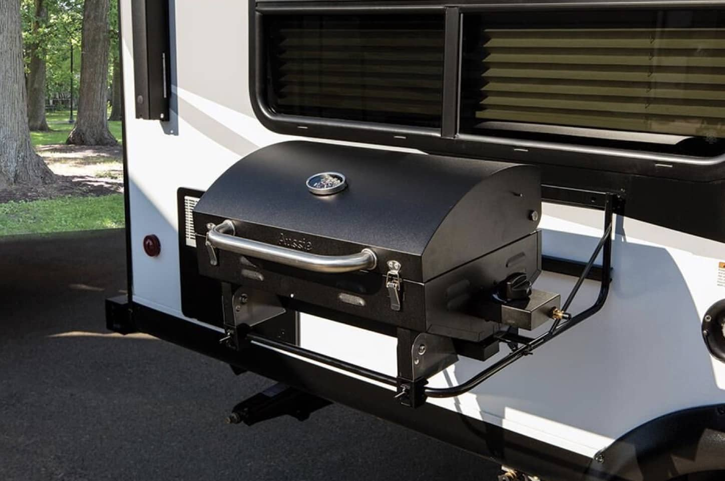 grill for your rv