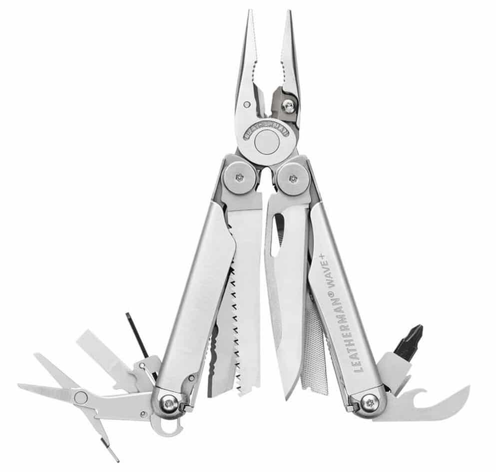 Leatherman wave plus multi tool