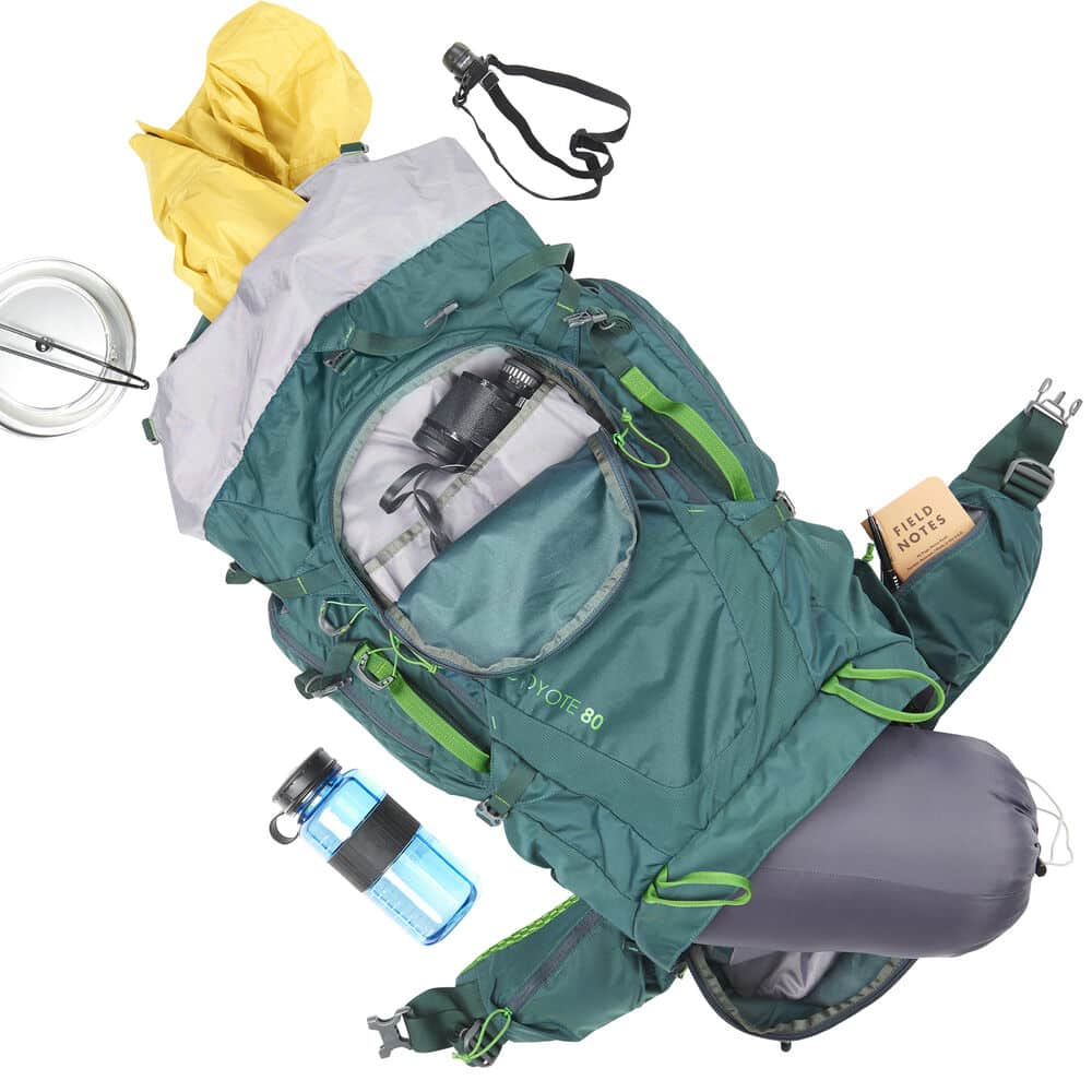 backpacker camper backpack