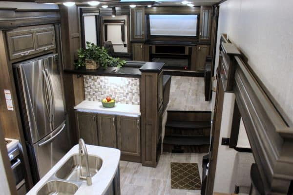 Front Living Fifth Wheel