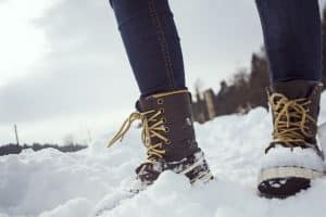 tall Heavy Snow Boots