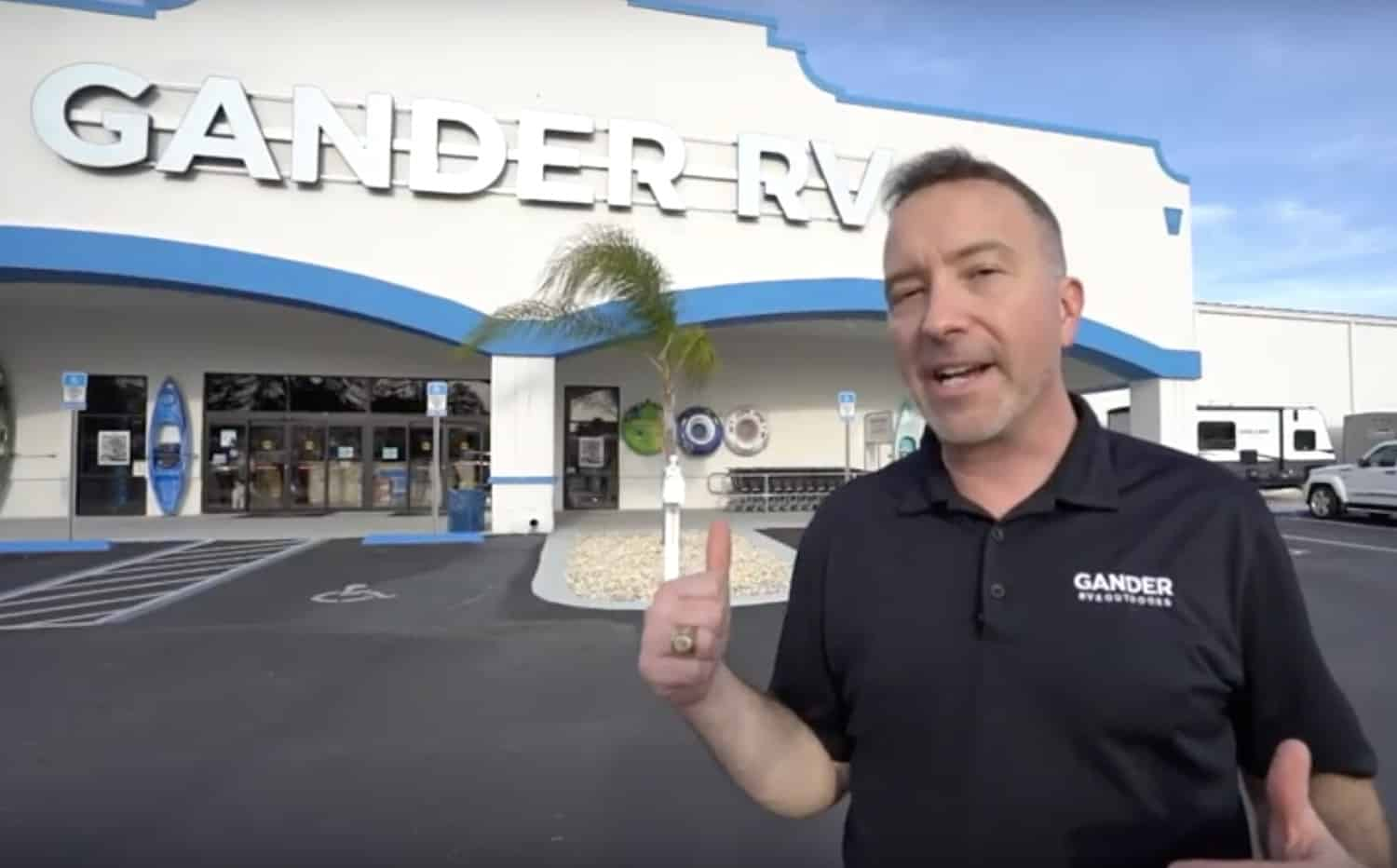 Chris Young of Gander RV and Outdoors