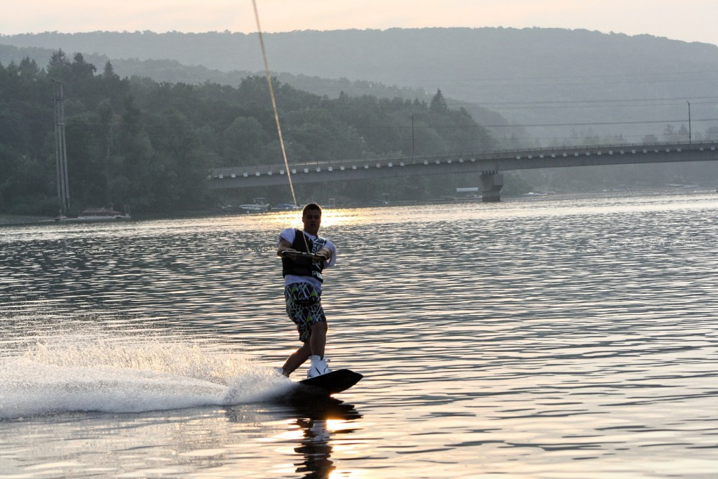Dawn Patrol-Deep Creek lake
