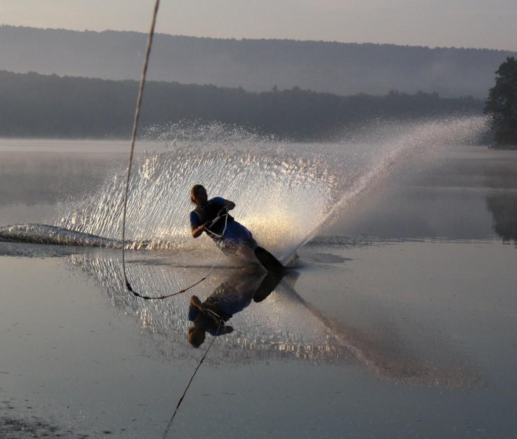 Dawn Patrol-Deep Creek lake
