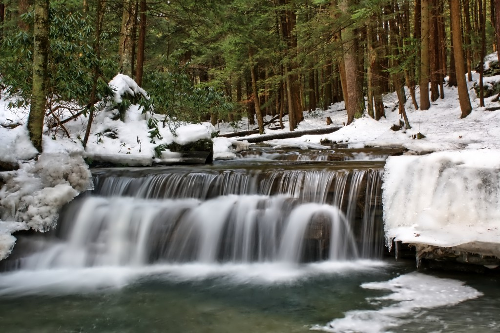 Swallow Falls State Park, Deep Creek Lake Maryland