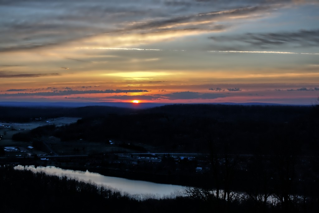 Easter Sunrise Service at Deep Creek Lake