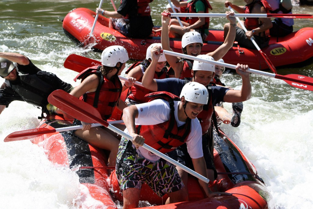 ASCI Whitewater Course