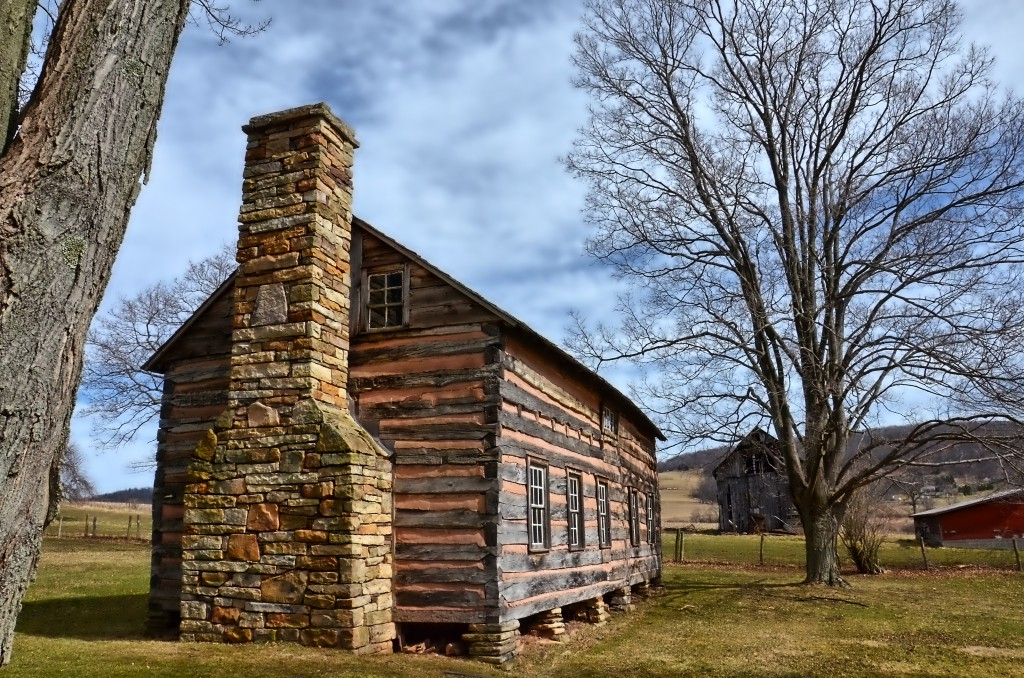 Drane House-Garrett County's Past