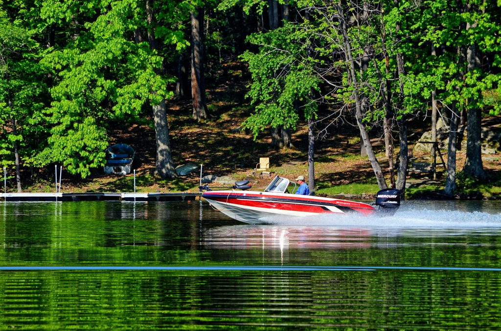 Memorial Day Deep Creek Lake 2016