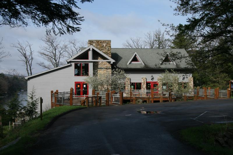 The Deep Creek Lake State Park Discovery Center