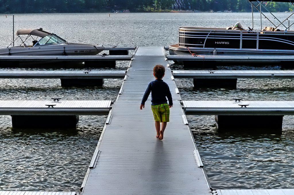 Living in the Moment, Creating Memories, Deep Creek Lake