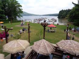 Breakfast, Lunch & Dinner by Boat at Deep Creek Lake