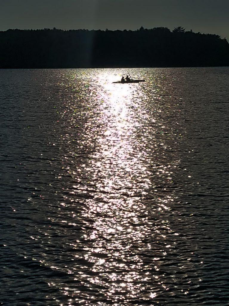 Fishing Deep Creek Lake Maryland