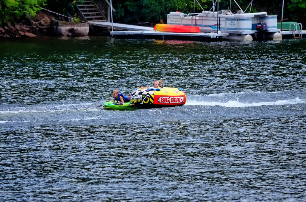 Late Summer Activity - Deep Creek Lake