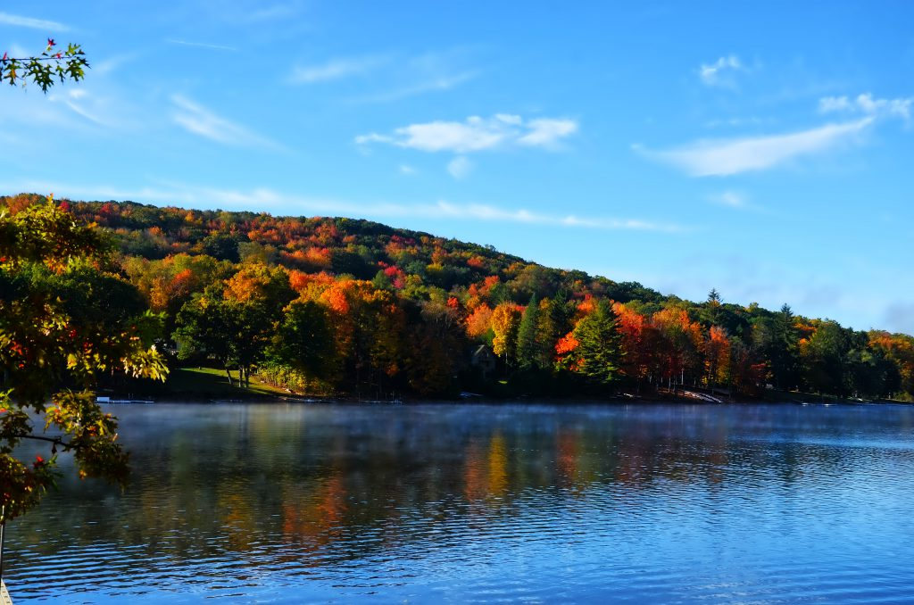 October Fall Foliage Gallery Deep Creek Lake